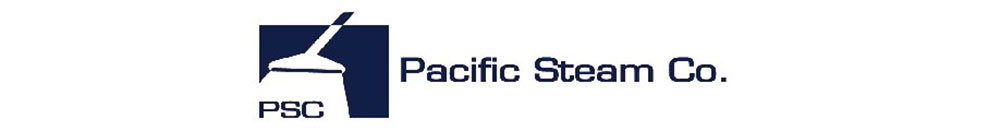 pacific steam carpet cleaning  logo
